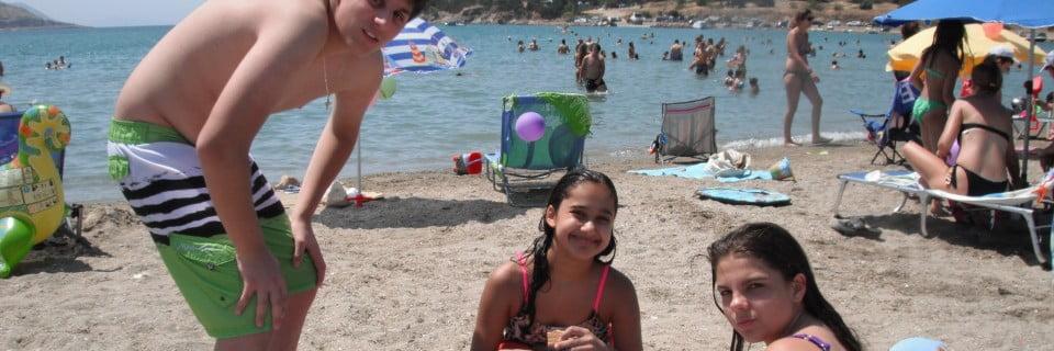 Anabyssos Beach
