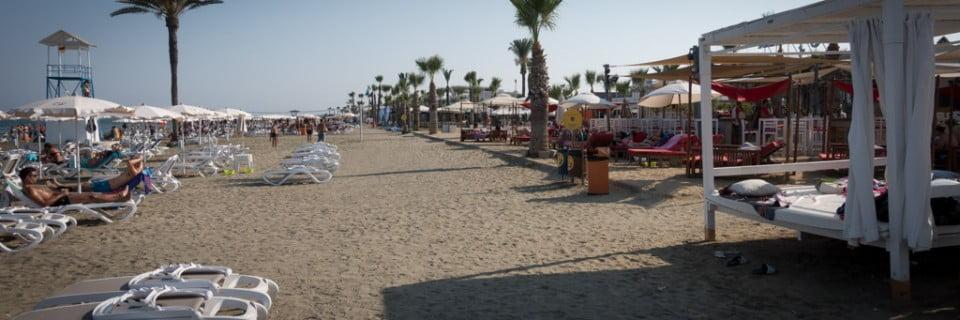 Mackenzie Beach, Larnaka
